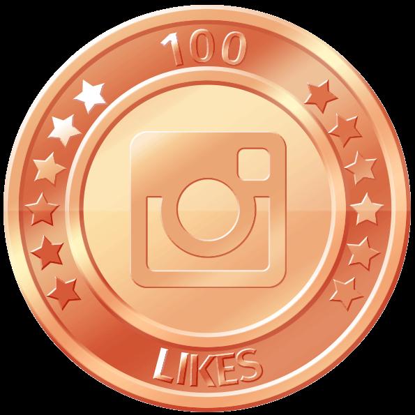 get 100 instagram likes