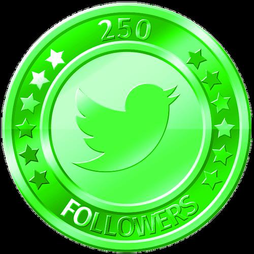 twitter-250-followers