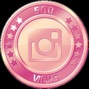 get 500 instagram views