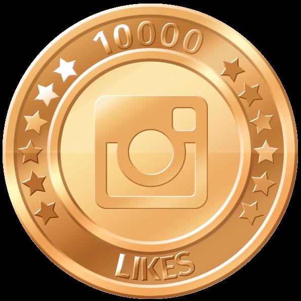 get 10000 instagram likes