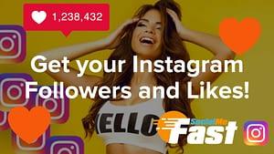 Instagram followers buy