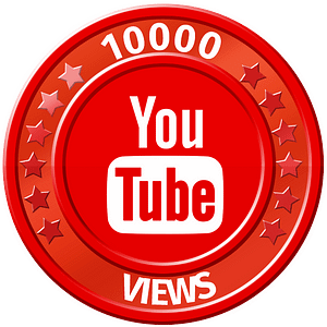 get 10000 youtube views