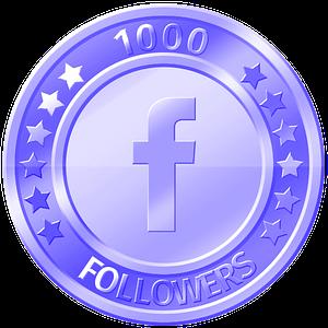 get 1000 facebook followers