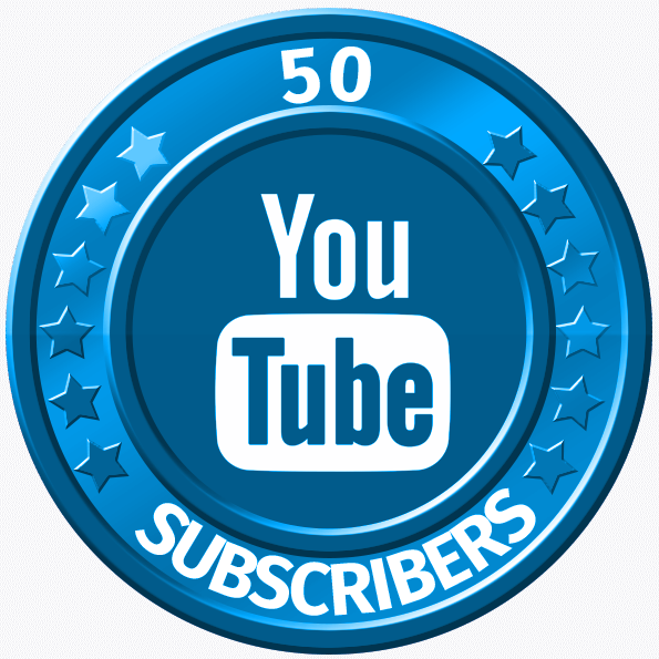 get 50 youtube subscribers
