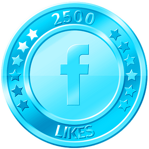 get 2500 facebook likes