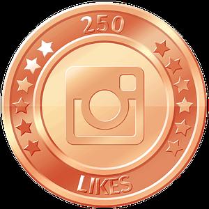 get 250 instagram likes