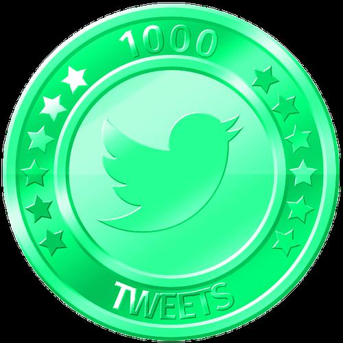 get 1000 twitter tweets