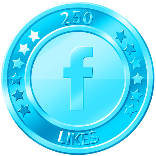 get 250 facebook likes