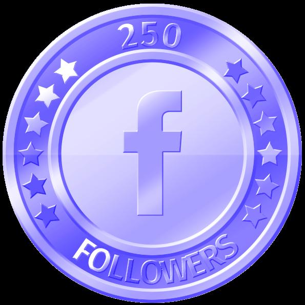 get 250 facebook followers