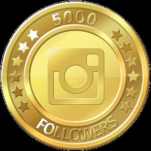get 5000 instagram followers