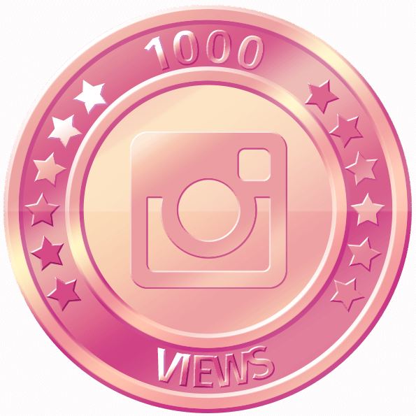 get 1000 instagram views