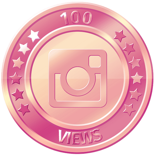 get 100 instagram views