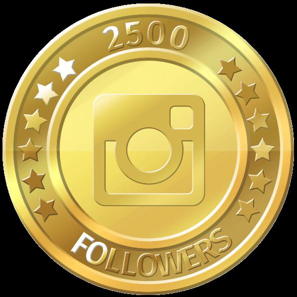 get 2500 instagram followers